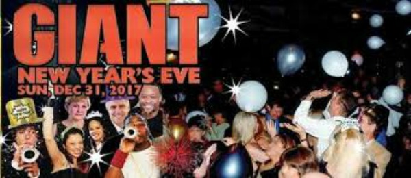 Giant New Years Eve Bash