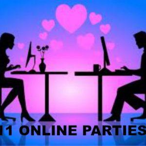 Online Speed Dating Parties!